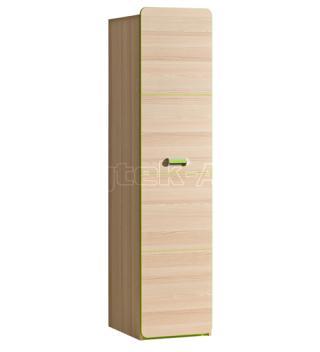 LIMO L2 šatní skříň, zelená