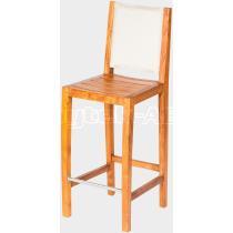 Teaková barová židle MERY