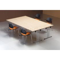 Sklopný stůl, SKL 1400, 140x74x80cm