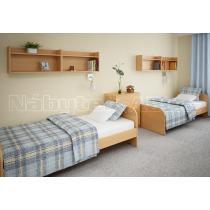 Sestava 51 - hotelový (studentský) nábytek CAPRI