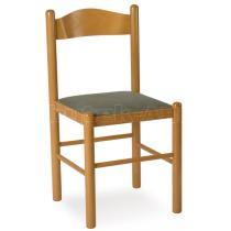 Jídelní a kuchyňská židle PISA (čalouněná)