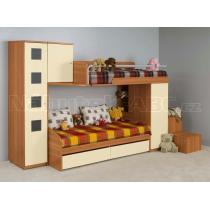 Dětský nábytek NEXT - sestava č.12