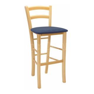 Barová židle PAYSANE BAR látka