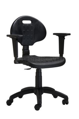 Pracovní dílenská židle 1290 PU MEK