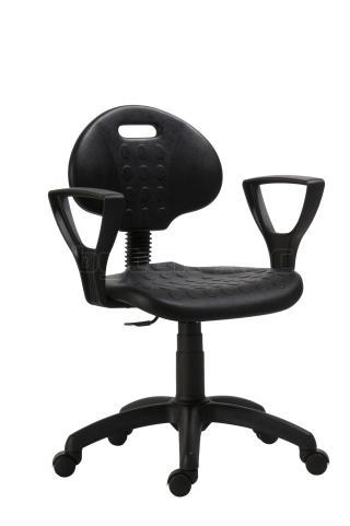 Pracovní dílenská židle 1290 PU NOR