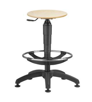 Pracovní dílenská židle 1290 L TABURET