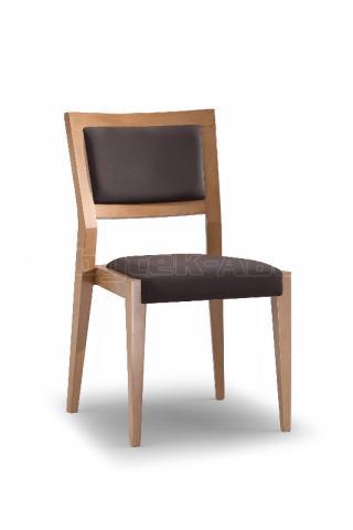 Jídelní a kuchyňská  židle VIENNA 120, čalouněná, buk