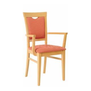 Jídelní a kuchyňská židle JENNY  POLTRONA  * židle na zakázku