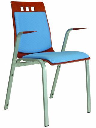 Jednací a konferenční židle BERNI  + područky