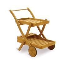 Zahradní servírovací stolek KING