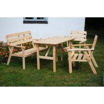 Zahradní nábytek - Set NORDIC - FSC