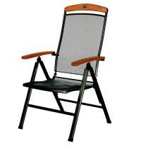 Zahradní židle SEDRAS SITIO skládací (kód 5668)