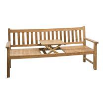 Teaková zahradní lavice WINE 180