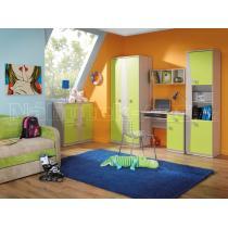Dětský pokoj SUNET 8, bez pohovky