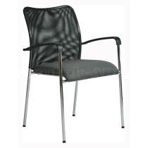 Jednací a konferenční židle s područkami SPIDER