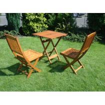 Zahradní nábytek - Sestava MIRADOR 60x60cm