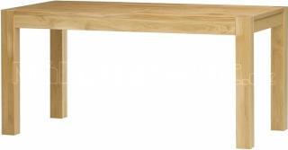 Jídelní stůl ADRIA, dub, 160x80cm