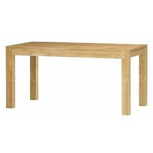 Jídelní stůl ADRIA, dub, 140x80cm