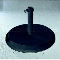 Betonový sokl, antracit, Ø 44cm, 20 kg