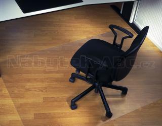 Podložka pod židli HF HARD FLOOR,120 x 100 cm