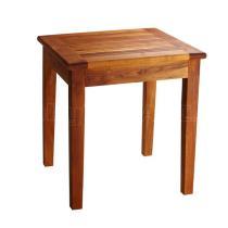 Teakový zahradní stůl DANTE, 70x70cm