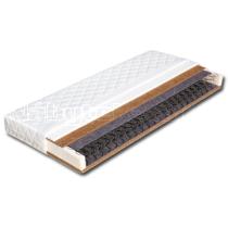 Pružinová matrace SÁVA s potahem z úpletu 200 x 160 x 17 cm
