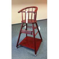Židle dětská SANDRA 331710, hladká, celodřevěná