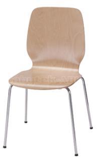 Jídelní a kuchyňská židle ARNO - dřevěná