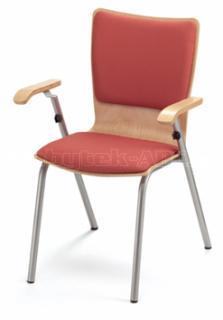 Jídelní a kuchyňská židle SAXANA - čalouněná