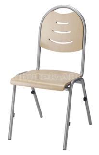 Jednací a konferenční  židle BRENDA HE  - dřevo